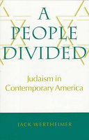 A People Divided Book
