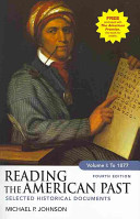 American Promise 4th Ed   Reading the American Past Vol  1   Vol  2 4th Ed
