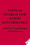 China   s Search for Good Governance
