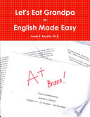 Let S Eat Grandpa Or English Made Easy Book PDF