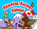 Akamina Animal Alphabet Book