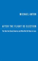 After the Flight 93 Election Pdf/ePub eBook