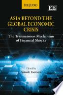 Asia Beyond the Global Economic Crisis Book