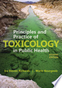Principles and Practice of Toxicology in Public Health Book