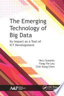 The Emerging Technology of Big Data Book