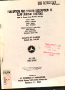 Evaluation and System Description of ASAP Judicial Systems  Hennepin County  Minnesota  case study