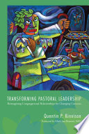 Transforming Pastoral Leadership Book