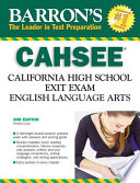 CAHSEE-English Language Arts