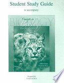 Student Study Guide to Accompany Concepts in Biology Twelfth Edition