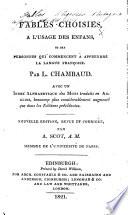 Fables choisies ... Nouvelle édition, revue et corrigée par A. Scot, etc Pdf/ePub eBook