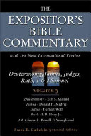 The Expositor S Bible Commentary Deuteronomy 2 Samuel