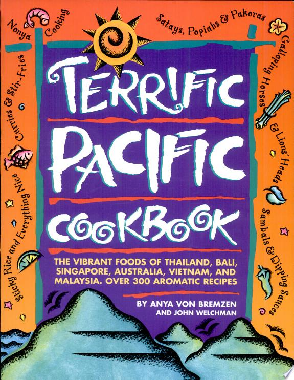 Terrific Pacific Cookbook