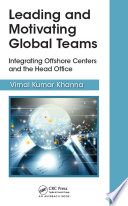 Leading and Motivating Global Teams Book