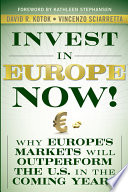 Invest in Europe Now