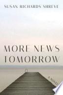 More News Tomorrow A Novel