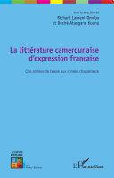 Pdf La littérature camerounaise d'expression française
