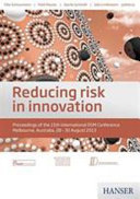 Reducing Risk in Innovation