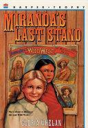 Miranda's Last Stand [Pdf/ePub] eBook