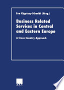 Business Related Services in Central and Eastern Europe