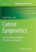 Cancer Epigenetics Book