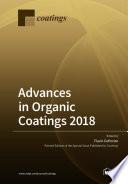 Advances in Organic Coatings 2018 Book