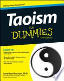 Taoism For Dummies Book