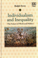 Individualism and Inequality