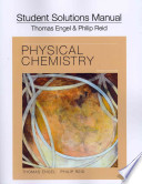 Student Solutions Manual, Physical Chemistry, Third Edition