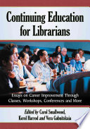 Continuing Education for Librarians Book