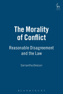 The Morality of Conflict
