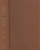 Bibliographic Guide to Government Publications - Foreign