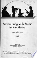 Adventuring with Music in the Home