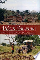 African Savannas  : Global Narratives & Local Knowledge of Environmental Change