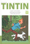 The Adventures of Tintin Volume 8