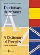 A Dictionary of Proverbs, Sayings, Saws, Adages