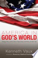 America In God S World