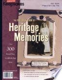 The Big Idea Book of Heritage Memories Book
