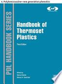 Handbook Of Thermoset Plastics Book PDF