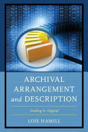Archival Arrangement and Description