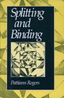 Pdf Splitting and Binding