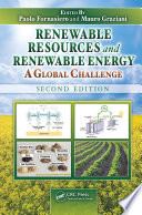 Renewable Resources And Renewable Energy