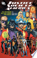 Justice Society of America  The Bad Seed Book