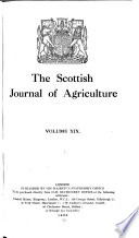 Scottish Agriculture