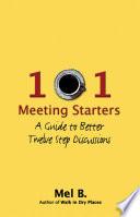 101 Meeting Starters Book