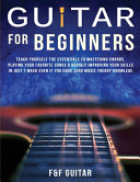 Guitar For Beginners Book PDF