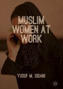 Muslim Women at Work