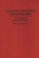 Learner centered Principalship