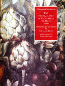 The Fruit  Herbs and Vegetables of Italy Book