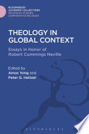 Theology In Global Context