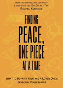 Finding Peace, One Piece at a Time